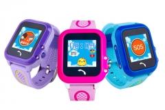 SVELTE-DF27-Waterproof-Children-baby-GPS-Swim-phone-smart-watch-SOS-Call-Location-Device-Tracker-Kids-1