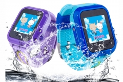 SVELTE-DF27-Waterproof-Children-baby-GPS-Swim-phone-smart-watch-SOS-Call-Location-Device-Tracker-Kids