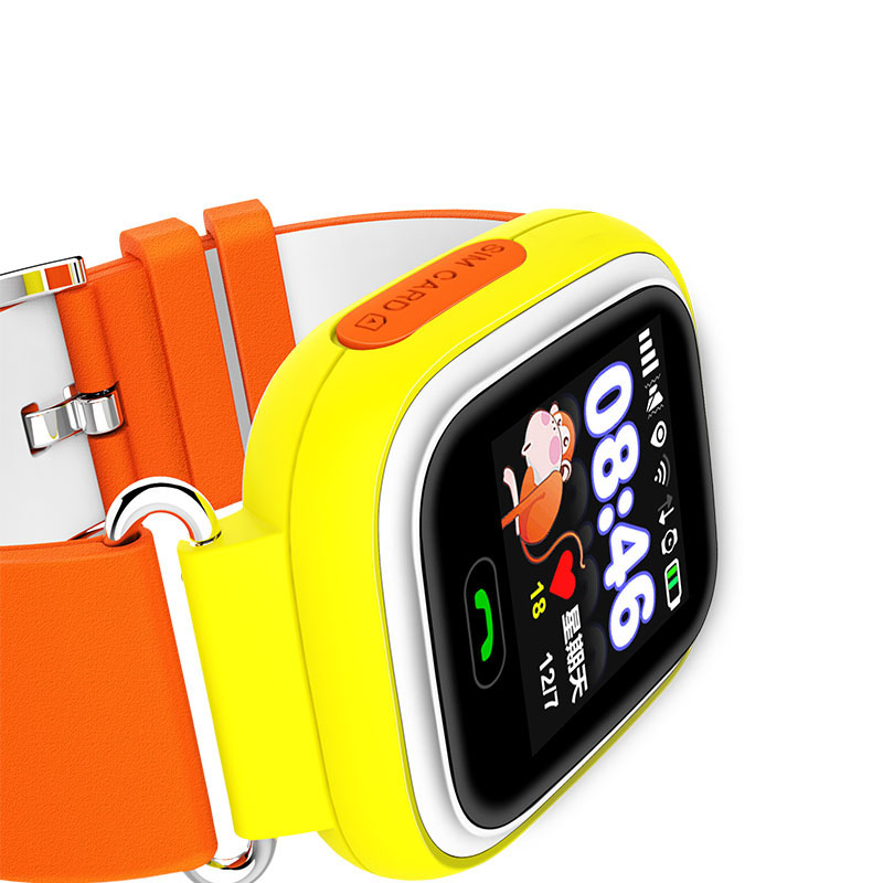 Child-GPS-Smart-Watch-Q90-With-Wifi-Touch-Screen-Children-Smartwatch-SOS-Call-Location-For-Kid